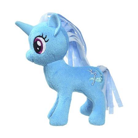 Игрушка мягкая My Little Pony Пони Луламун с волосами C1068EU4