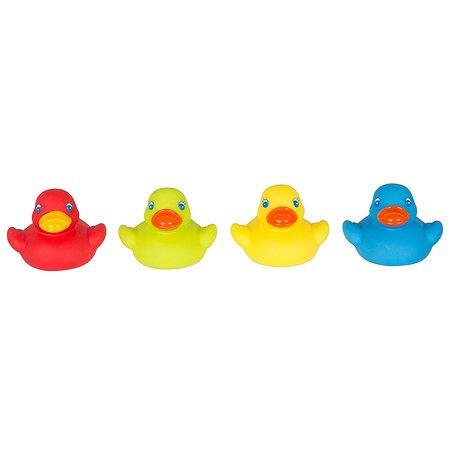 Набор для купания Playgro Утки 4шт 0187480