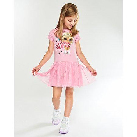 Платье L.O.L. Surprise! розовое