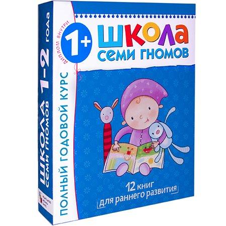 Полный годовой курс Мозаика-Синтез 12 книг( ШСГ 1-2 года)