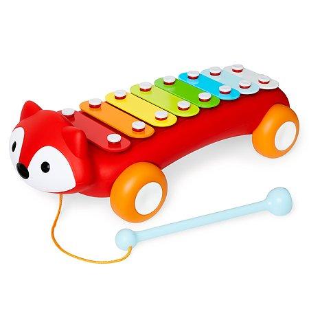 Игрушка музыкальная Skip Hop Лиса-ксилофон SH 303109