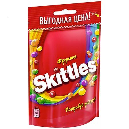 Драже Skittles Фрукты в сах. глазури 100г