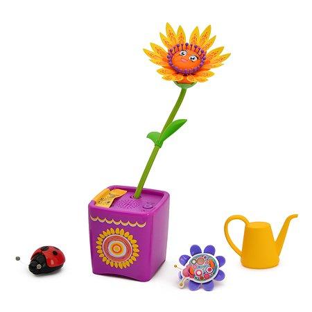 Волшебный цветок Silverlit с кольцом и жучком