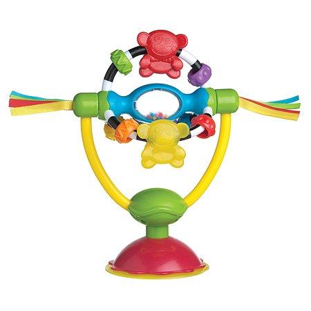Игрушка развивающая Playgro погремушка на присоске