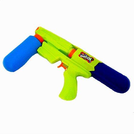 Водяной пистолет Devik Toys зеленый