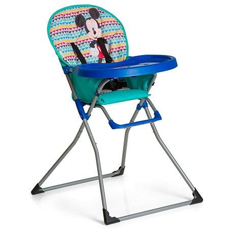 Стульчик для кормления Hauck Mac Baby Geo Blue