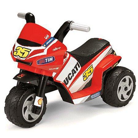 Электромобиль Peg-Perego Mini Ducati