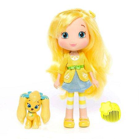 Кукла The Bridge Шарлотта Земляничка 15 см (розов) с питомцем в ассортименте