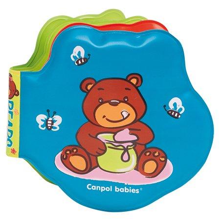Книжка Canpol Babies меняющая цвет Мишки