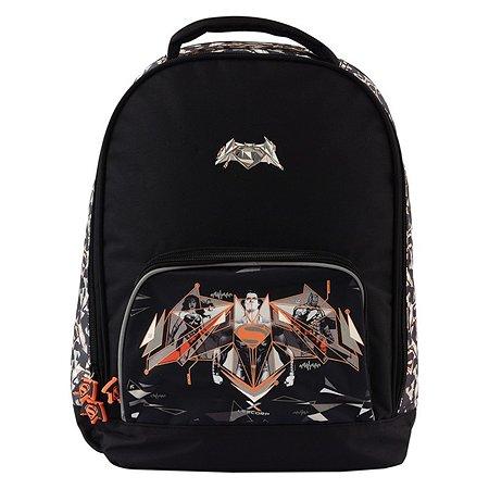 Рюкзак школьный Proff для мальчика (черный)