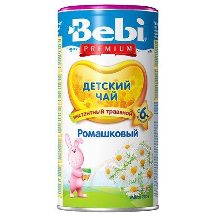 Чай Колинска Bebi Premium ромашка гранулированный 200г с 6 месяцев