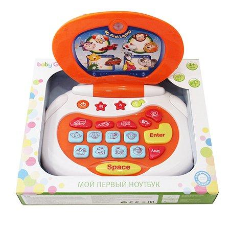 Мой первый ноутбук Baby Go развивающий