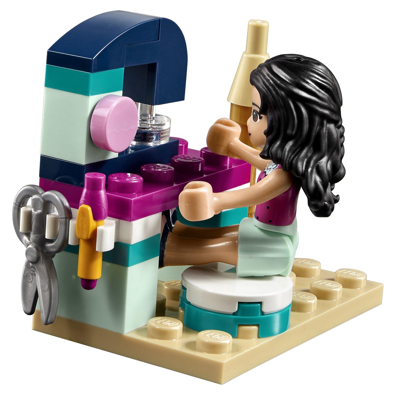 a2c287ad6db8f Конструктор LEGO Friends Магазин аксессуаров Андреа 41344. Оставить отзыв.  О товаре. Артикул 41344. Код товара 1000056197. -33%