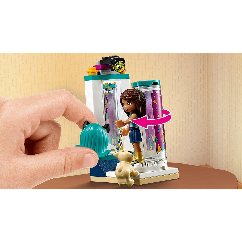 e7cd77258414e Конструктор LEGO Friends Магазин аксессуаров Андреа 41344 - купить в ...