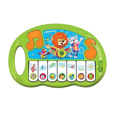 Пианино Азбукварик Волшебные нотки