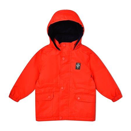 Куртка BabyGo Trend красная
