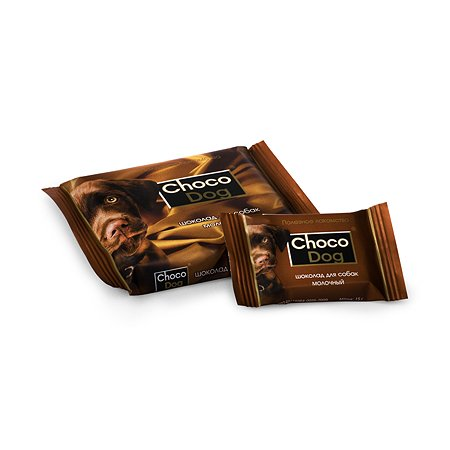 Лакомство для собак Veda Choco dog Молочный шоколад 15г
