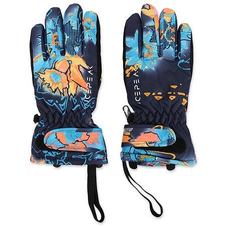 Перчатки Icepeak тёмно-синие