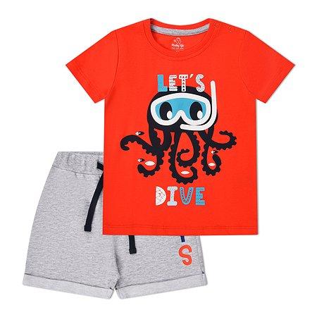 Комплект BabyGo футболка + шорты