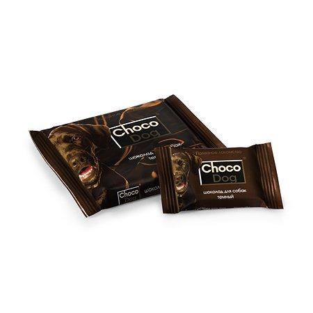 Лакомство для собак Veda Choco dog Темный шоколад 15г