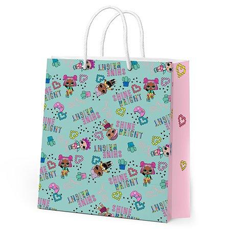 Пакет подарочный ND PLAY LOL №1 33*40*15см 286616