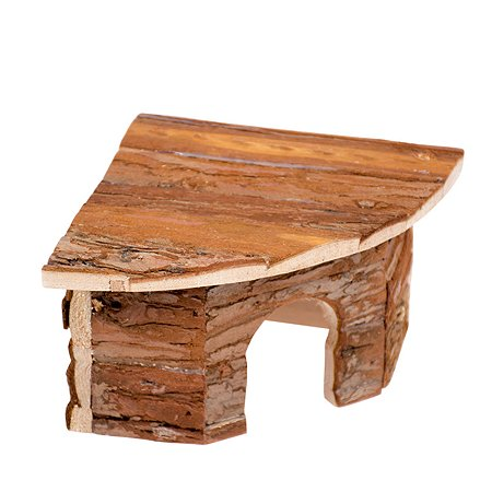 Домик для грызунов DUVO+ деревянный