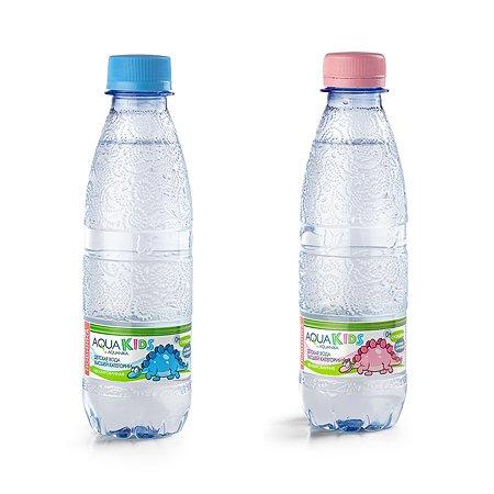 Вода Aquakids негазированная 0.25л с 0месяцев в ассортименте