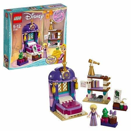 Конструктор LEGO Disney Princess Спальня Рапунцель в замке 41156