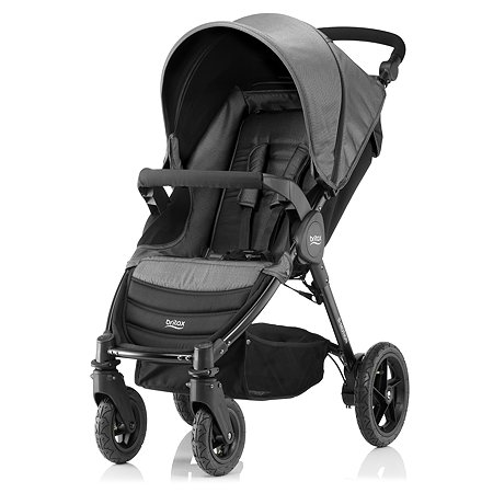 Коляска Britax B-Motion 4 Black Denim