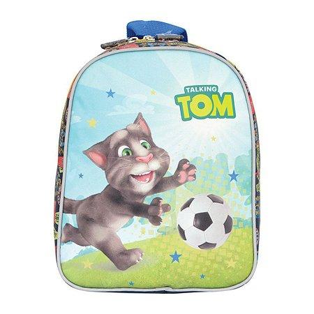 Рюкзак  Proff Говорящий Том (голубой)