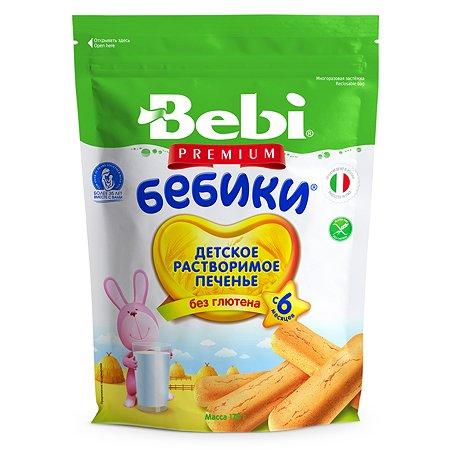 Печенье Bebi Premium Бебики без глютена 170г с 6месяцев