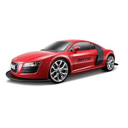 Машина р/у MAISTO Audi R8 V10  1:10 в ассортименте
