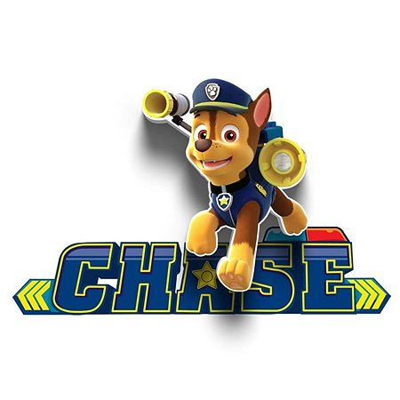 Светильник 3D 3DLightFx Paw Patrol Chase Mini