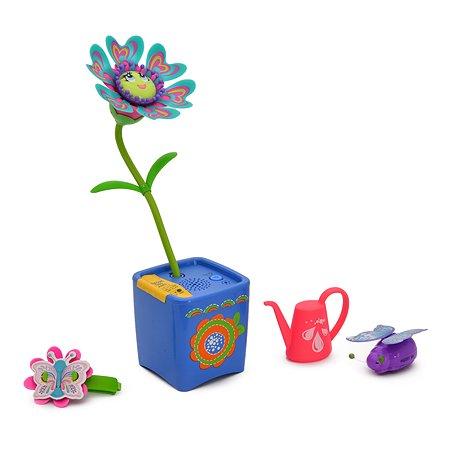 Волшебный цветок Silverlit с заколкой и волшебным жучком
