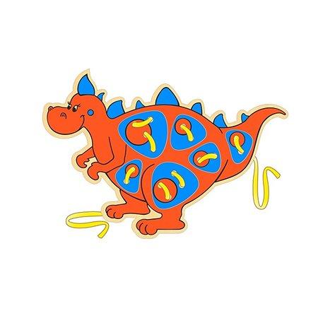 Игрушка-шнуровка Woody Шнурозаврик-2