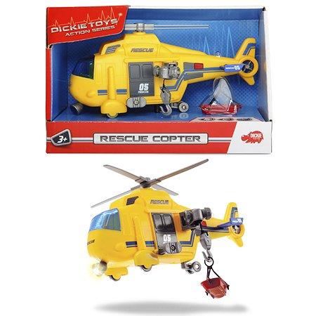 Вертолет Dickie спасательный 3302003