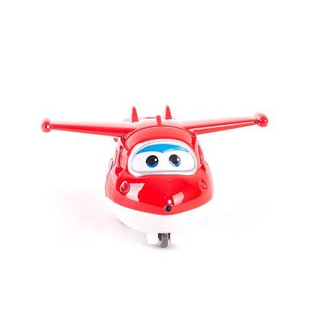 Самолет Super Wings Металлический Джетт