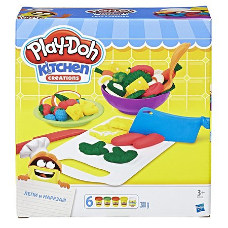 Набор Play-Doh Приготовь и нарежь на дольки B9012EU4