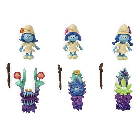 Набор из 3-х фигурок Smurfs Смурфы