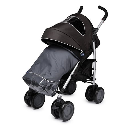 Прогулочная коляска Chicco Multiway Evo Black