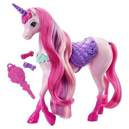 Волшебный Единорог Barbie с аксессуарами
