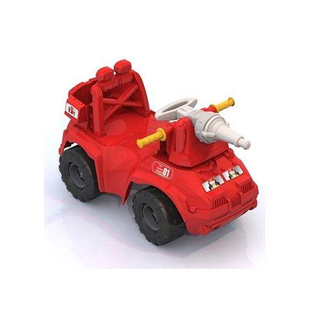 Каталка Нордпласт Пожарная машина