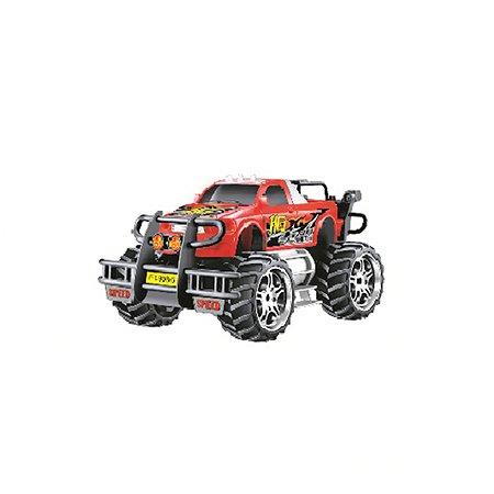 Машина Mobicaro РУ 1:20 Джип Красный