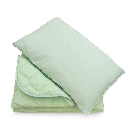 Одеяло и подушка Boom Baby Эко-Сон Бамбук