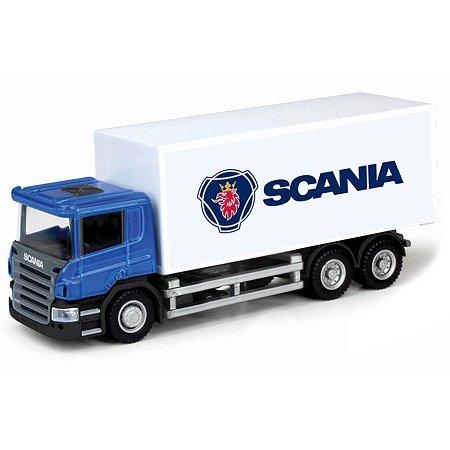Контейнеровоз Mobicaro Scania 1:64