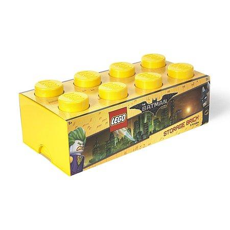 Система хранения LEGO 8 BATMAN желтый