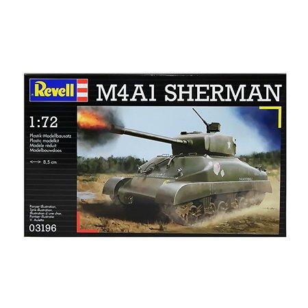 Танк Revell Шерман M4A1