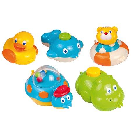 Игрушки для ванны Canpol Babies 5 фигурок