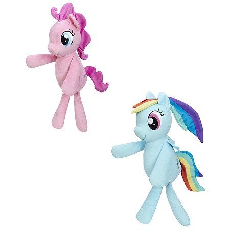Плюшевая пони My Little Pony для обнимашек в ассортименте