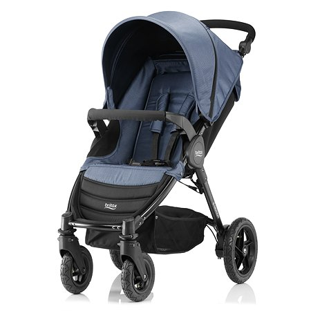 Коляска Britax B-Motion 4 Blue Denim